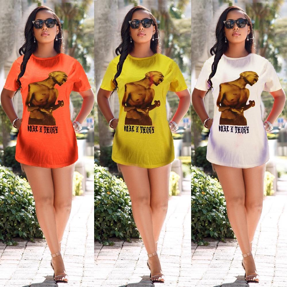 Tops apenas 2019 novas t-shirts de moda para mulheres / senhora, estilo de moda elegante tecido elástico