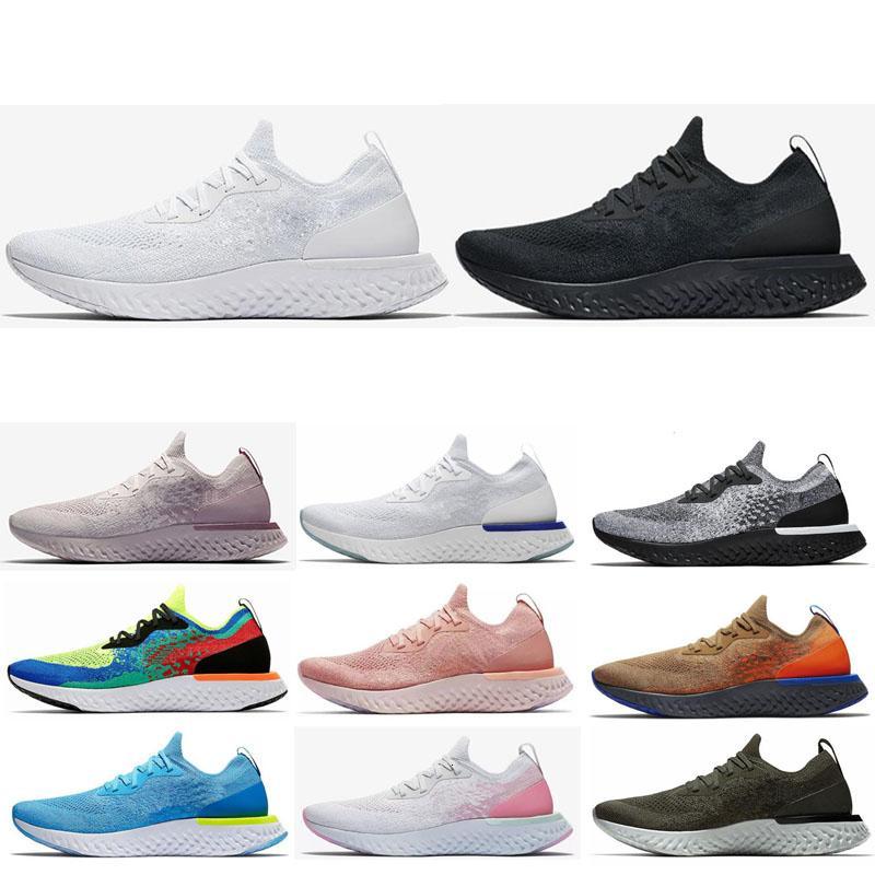 2020 Hommes en tricot chaussures de course Mode Tous Noir Blanc Bleu Glow Mowabb Femmes Sports Athlétiques Homme baskets classiques Formateurs