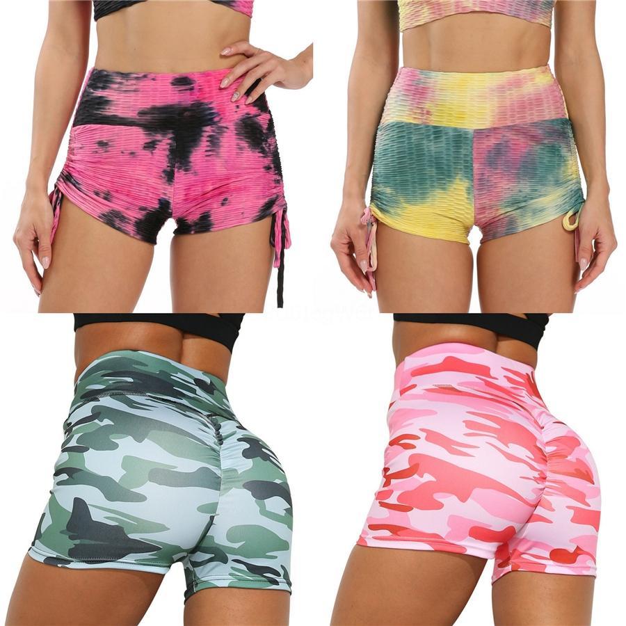 Tds Mulheres Seamless Dot Imprimir Yoga Sports Calças apertadas Hips cintura alta Tópico Pant # 163