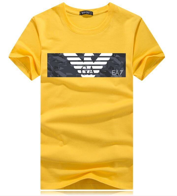 Hi-calle curvada sólido Hem camiseta de los hombres del palangre del camuflaje extendido Hip Hop camisetas Urbano Kpop Tee Shirts Hombre Ropa de 6 colores