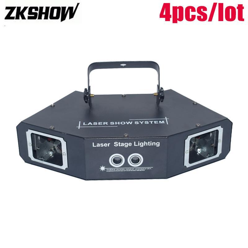 80% de desconto China Preço RGB Scanner Gobo Laser Projetor DMX512 Pro Audio Sound Stage Lighting Effect for Hire Evento casamento DJ Disco Party