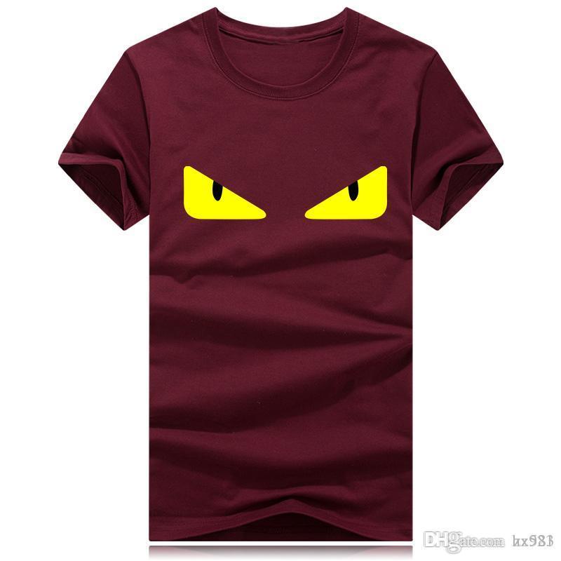 Las mejores camisetas de diseño para mujer Ropa simios Camisa Moda Verano Camisa Manga corta O Cuello Algodón Camiseta de alta calidad Estampado facial