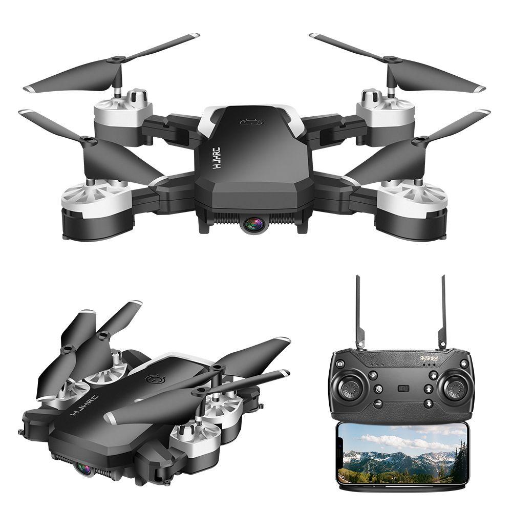 كاميرا بدون طيار بدون طيار للتحكم عن بعد للطي كوادكوبتر 4K طويل التحمل ثابت الارتفاع الهوائي HD بدون طيار