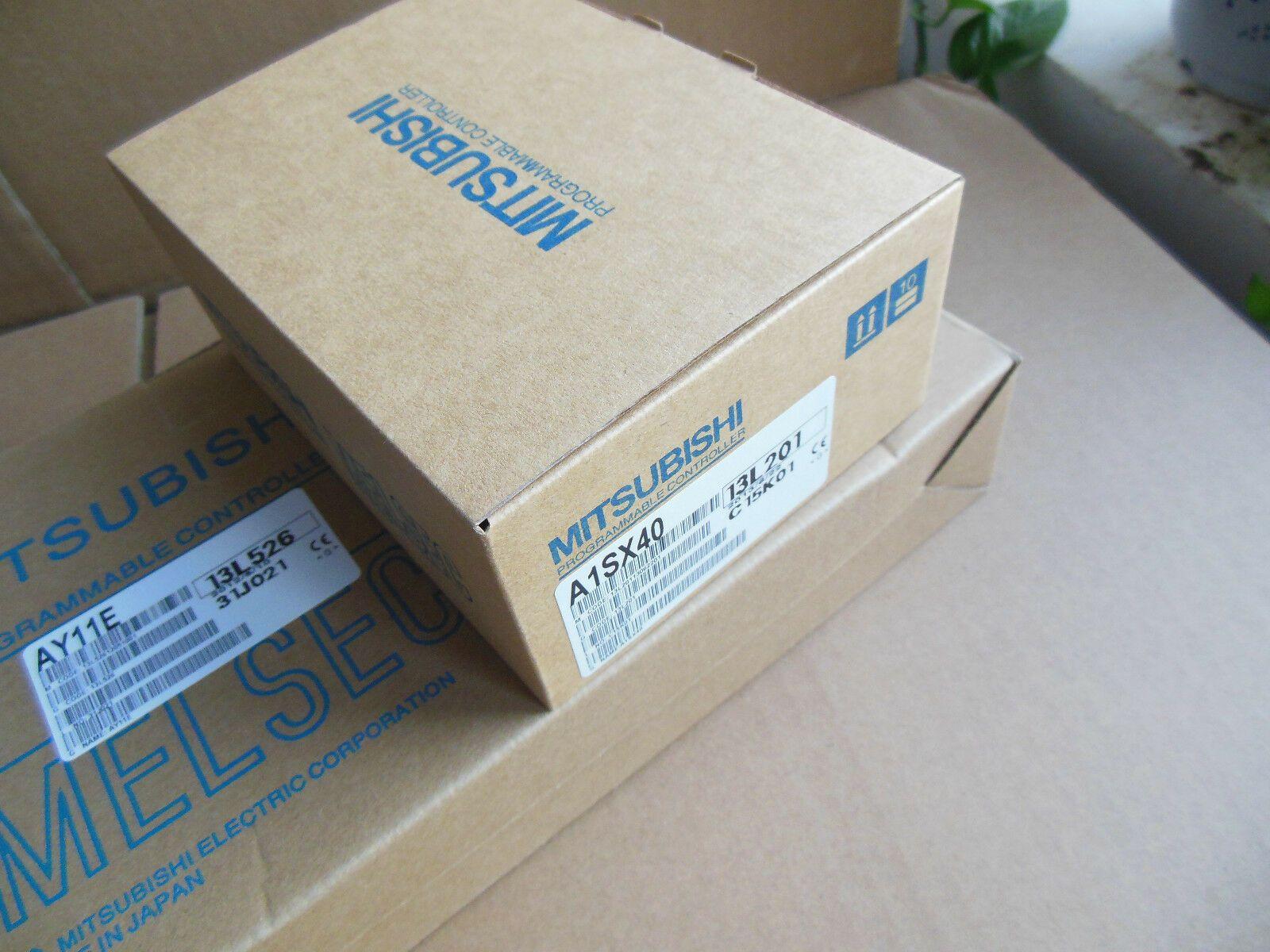 Mitsubishi Mitsubishi MODULE A1SX40 FREE EXPEDITED SHIPPING جديد في صندوق