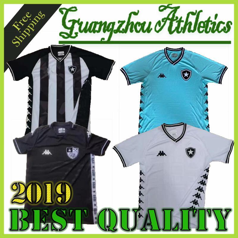 2019 camisetas de fútbol Botafogo de Río de Janeiro 2019 2020 Camisetas de Fútbol Botafogo RJ Diego Souza Roberto Fernández Marcinho camiseta de fútbol