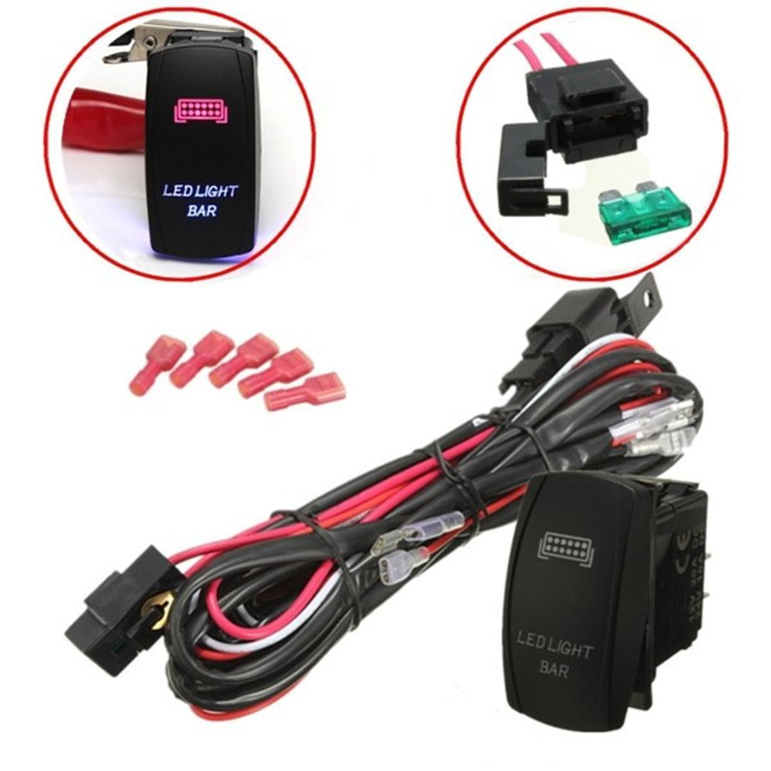 Motorcycle Light Switch Wiring Harnes