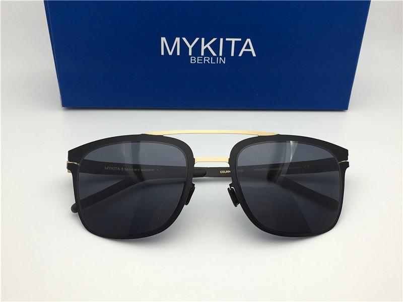 New top quality MKT HUNTER mens sunglasses men sun glasses women sunglasses fashion style protects eyes Gafas de sol lunettes de soleil