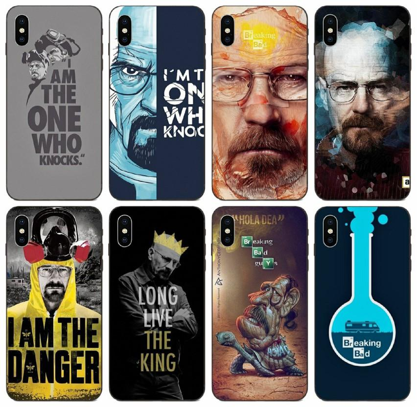 TongTrade Breaking Bad Walter Case For IPhone 11 Pro Max X XS XR ...