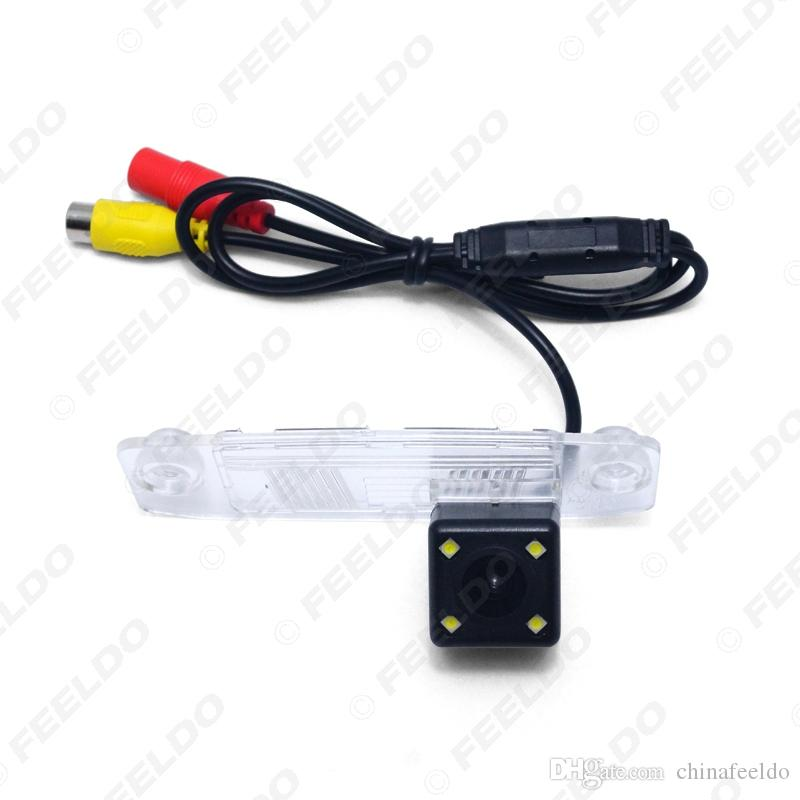 wholesale Car Backup Rear View Camera For Kia Forte/K3/Carens/Sonata/Elantra/Accent/Veracruz/Tucson/Carens #3775