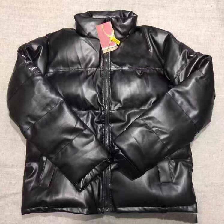 السترات وجه رجل دثار أزياء العلامة التجارية أسفل سترة الشتاء مع رسائل الرياضة ستر معاطف شمال خارجية Cyp910121