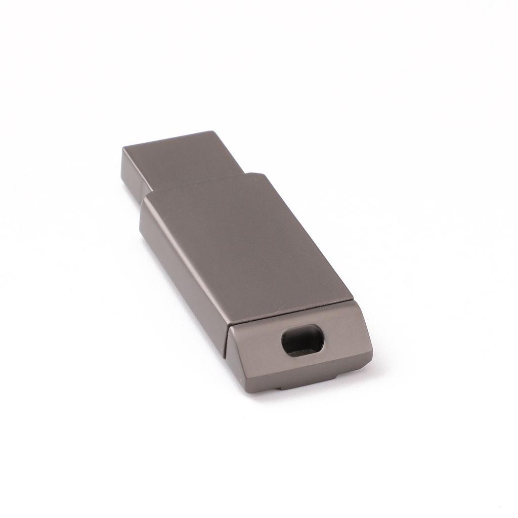 Çinko alaşımlı Disk USB 2 paket 3.0 Flash Sürücü 64GB 32GB Su geçirmez Memory Stick U Disk
