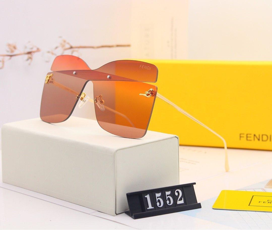 2020 nouvelles Fenjia femmes de conduite haute définition grand cadre personnalité matériau Lunettes de soleil lentille de résine haute définition Polaroid. Modèle: 1552 Co