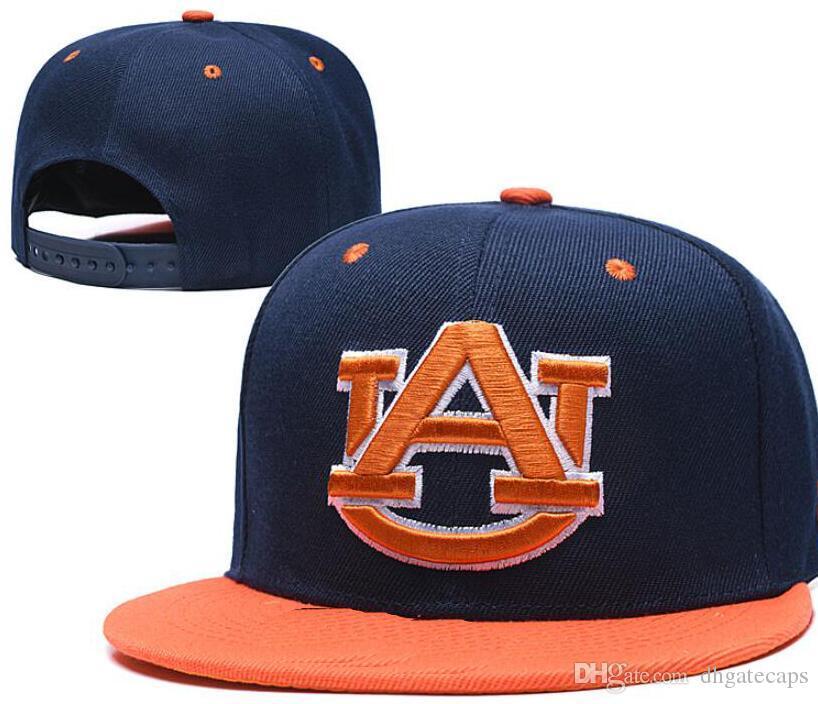 Alabama Crimson Tide Auburn Tiger Femmes Hommes Snapbacks NCAA chapeaux de football Hommes Adjustable Hat nouveau football américain casquette de fourrure rouge