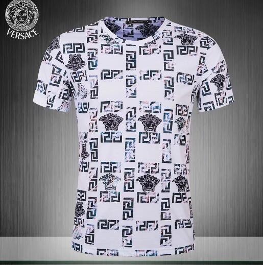 Neue Sommer Baumwolle Herren T Shirts Mode Kurzhülse Gedruckt Diamant Versorgung Co Männlich Tops Tees Skate Marke Hip Hop Sport Kleidung # 88