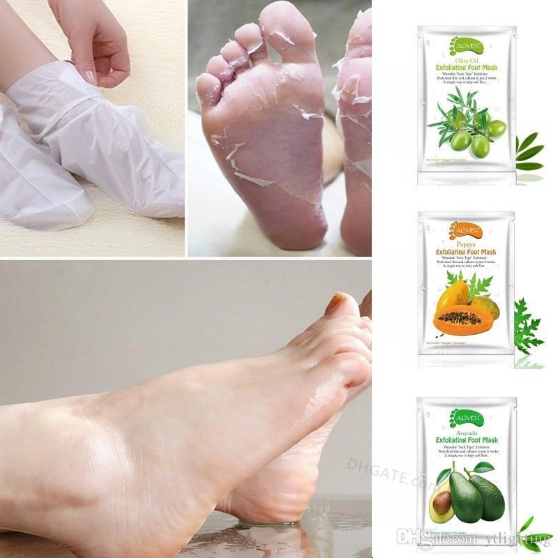 Exfoliante para pies