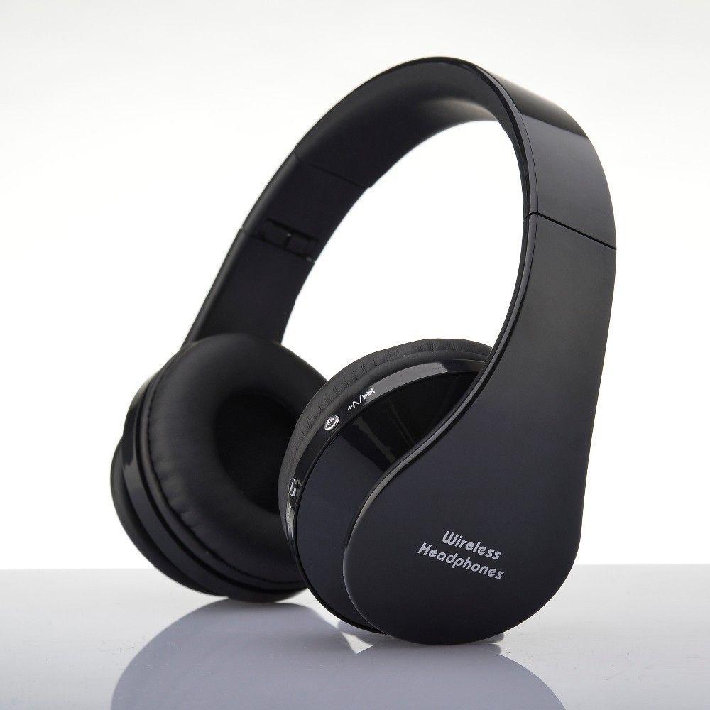 Neuer Entwurf faltbarer drahtloser Kopfhörer bluetooth Kopfhörer-Kopfhörersport, der Stereo-Bluetooth V3.0 + EDR mit Kleinverpackung DHL laufen lässt