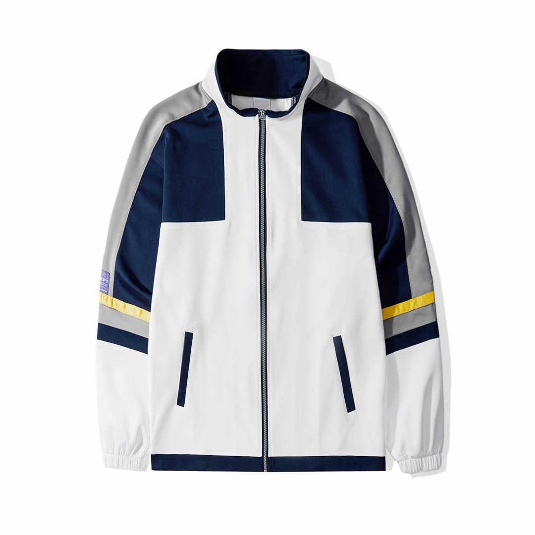 Designer Mens rivestimento di autunno e di lusso inverno Né faccia maglione per la Mens con cerniera famosi Streetwear Felpe di marca con l'alta qualità
