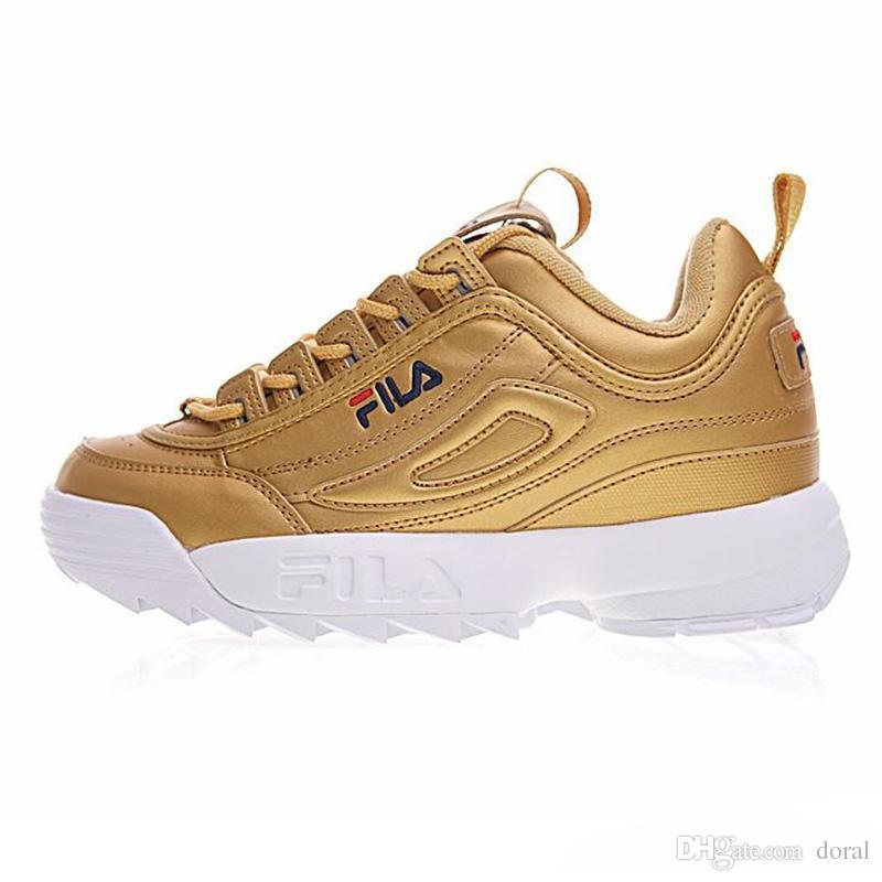 Großhandel Heighten 2019 Neue Beste Qualität Art Und Weise Beiläufige Schuhe Low Disruptoren 2 II Frauen Sägezahn Damen Starke Untere Schnüren Sich
