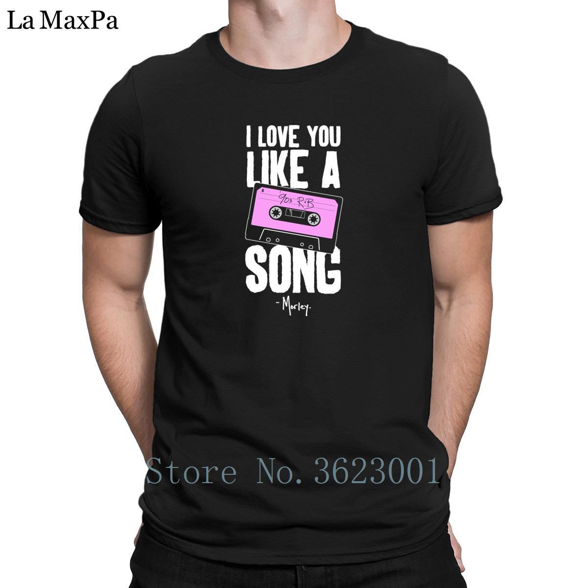 Imprimé normal T-shirt pour hommes 90 RB hommes T-shirt d'été de style Respirant hommes T-shirt Famille T Homme shirt Coton Pop Top Tee