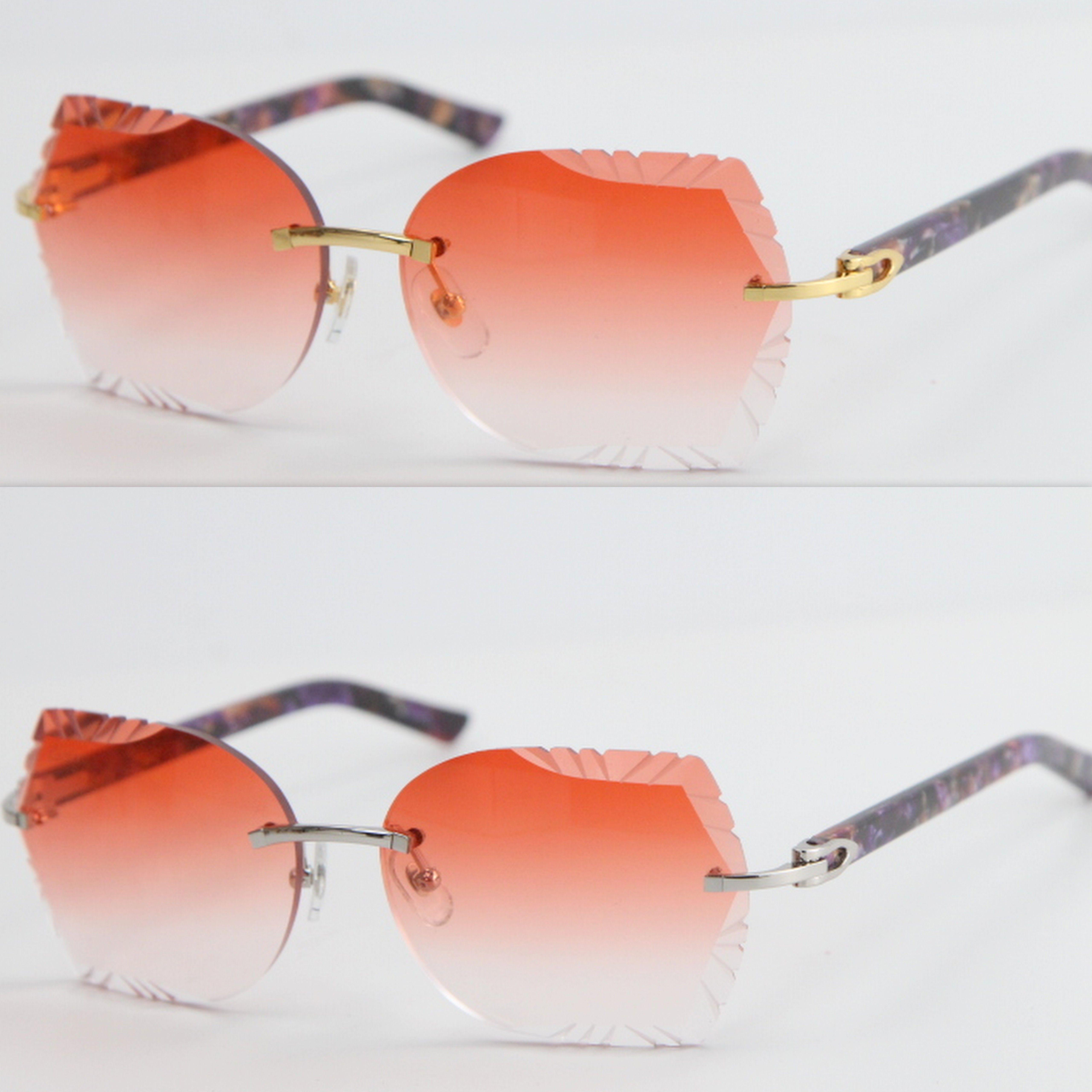 큰 사각형 8200762 무선없는 보라색 판자 선글라스 고품질의 새로운 패션 빈티지 안경 야외에서 안경 디자인 2020 뜨거운 운전