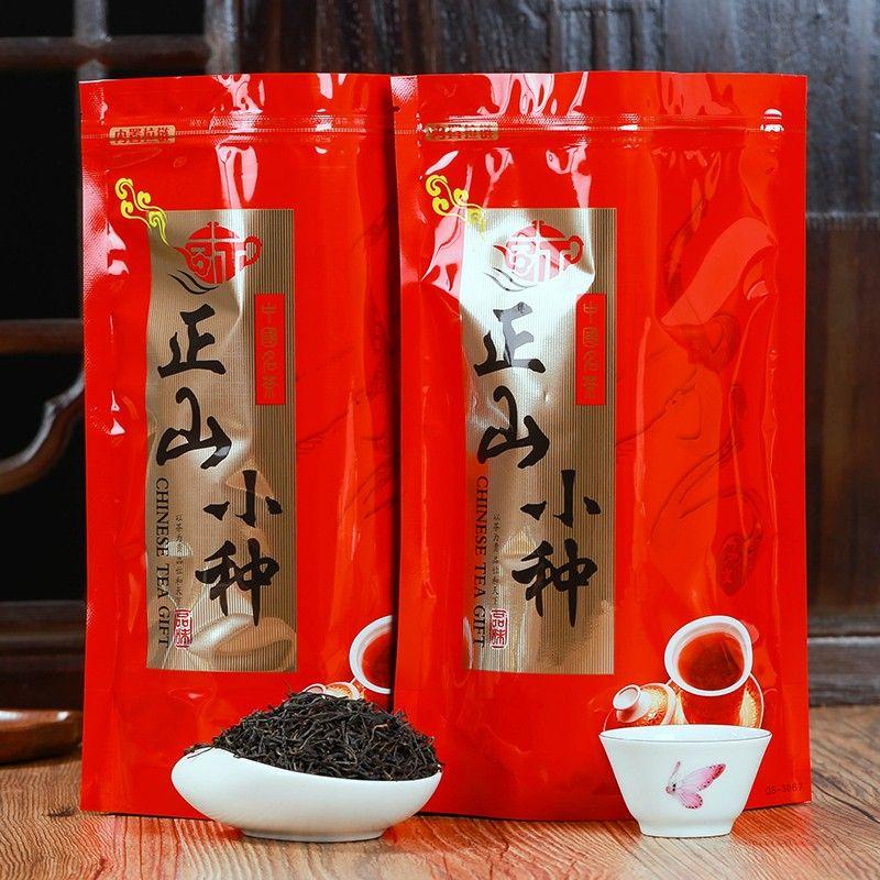 Promotion!!!! Thé noir chinois Zheng Xiao Shan Zhong thé noir Lapsang Souchong 250g de haute qualité alimentaire vert