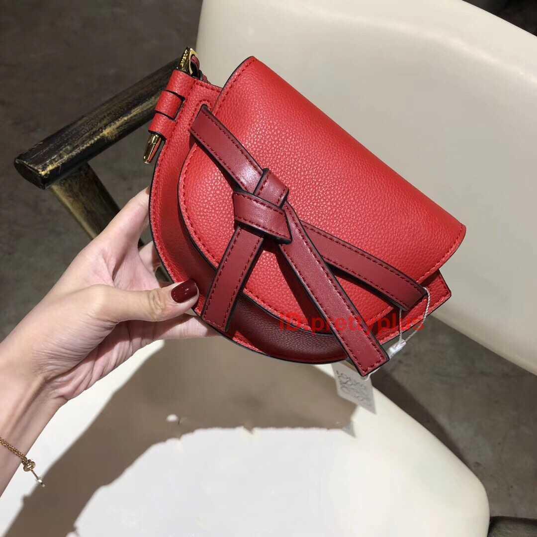 Hot Verkauf von Luxus-Handtaschen Portemonnaie populäre Art und Weise Designer Leder Schultertasche Frauen für das Einkaufen Plaidbogen Designer-Handtaschen