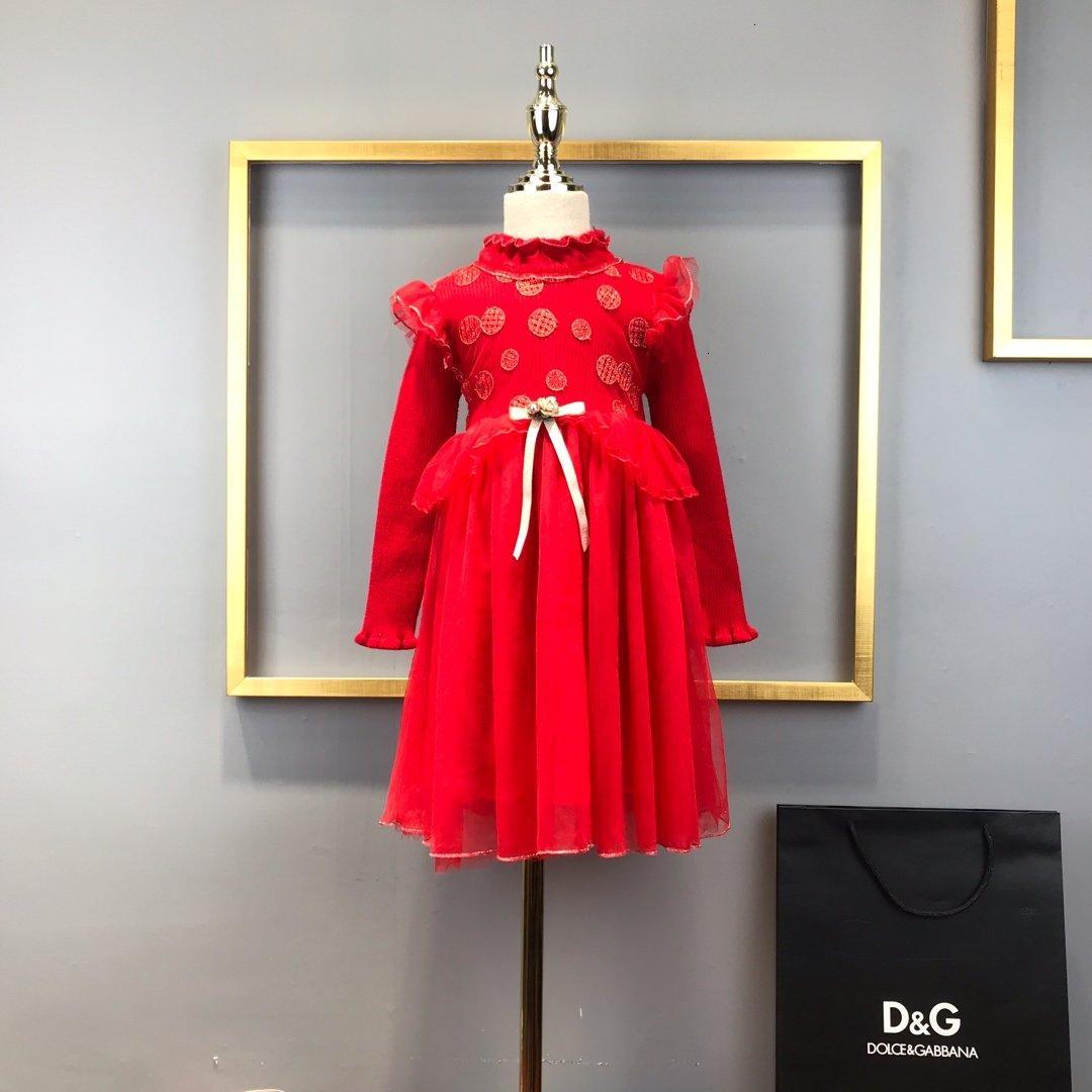 Kız kaliteli WSJ005 zarif gündelik # 120405 elbise