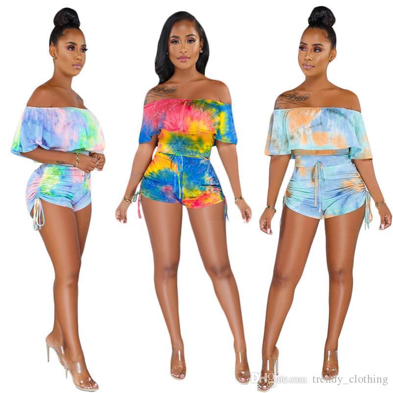 Womens Summer Sleeveless Tank Top Shorts Pants Bodycon Jumpsuit Romper