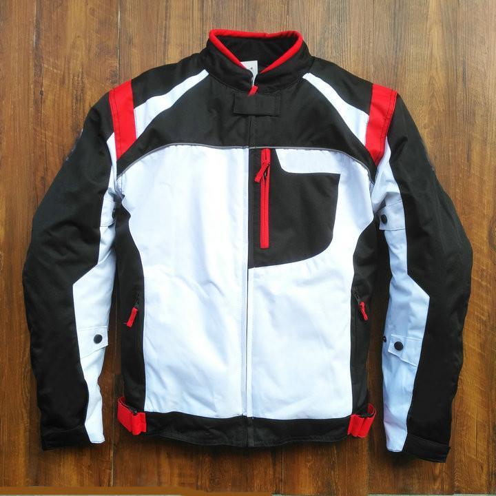 Moto gp hiver veste moto chaud coupe-vent imperméable Vêtement réfléchissant Veste moto pour