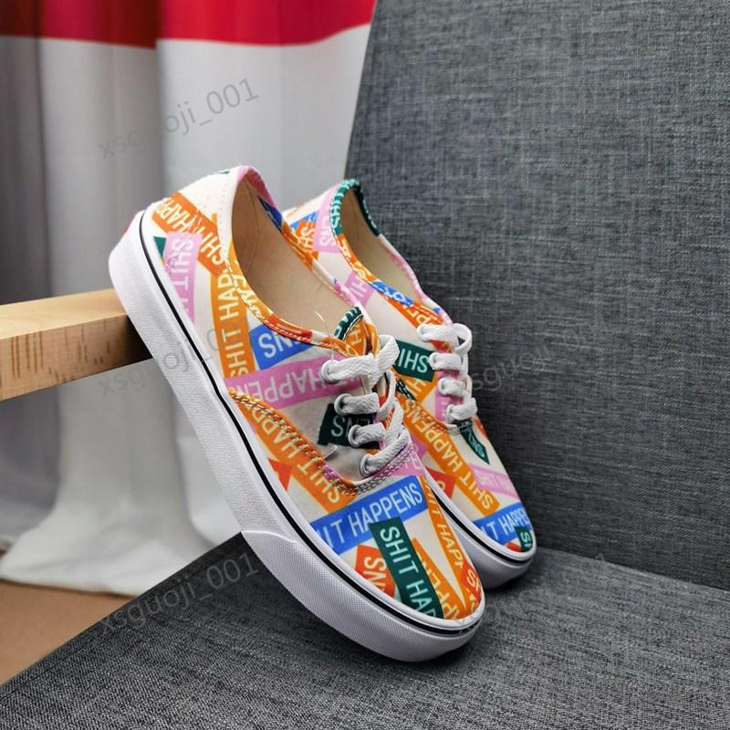 Sandy Liang siyah kelebek spor ayakkabıları, klasik Old Skool sürümüne dayanan, yeni bir tasarım tarzı Xshfbcl, boyut 35-44 vermek