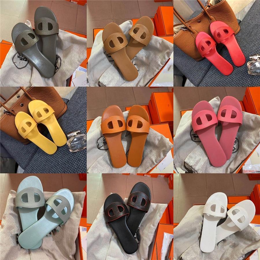 Femmes Sandales 2020 Sandales d'été Gladiateur cuir souple Chaussures Sandales Femme femme flip flop Flats talon Sandalia Plataforma Df18 # 573
