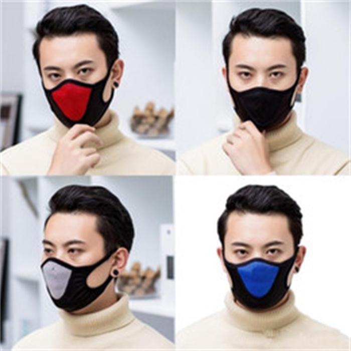 Máscara reutilizáveis Rosto respiração bucal Net Respiradores Outdoor Earloop Respirador Barreira Dustproof Popular 2 7JH UU