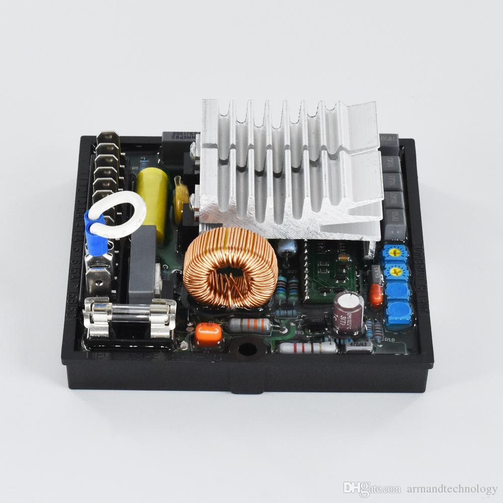Автоматический регулятор напряжения AVR SR7 SR7-2G для генератора Mecc Alte