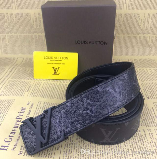 erkekler ve kadınlar kemer tokası sıcak yeni siyah lüks kaliteli tasarım moda kemer altın