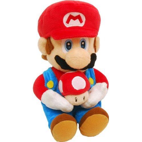 Super Mario Plush Dolls