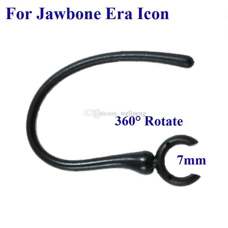 Для ERA Icon HD Bluetooth-гарнитура Замена 7 мм Ушные Крючки Петли Наушники Earloops Высокое Качество Бесплатная Доставка DHL
