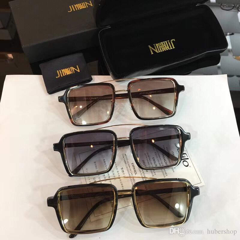 Unisex fashion eye glasses man Sunglasses for Jinnnn X percy lau women man