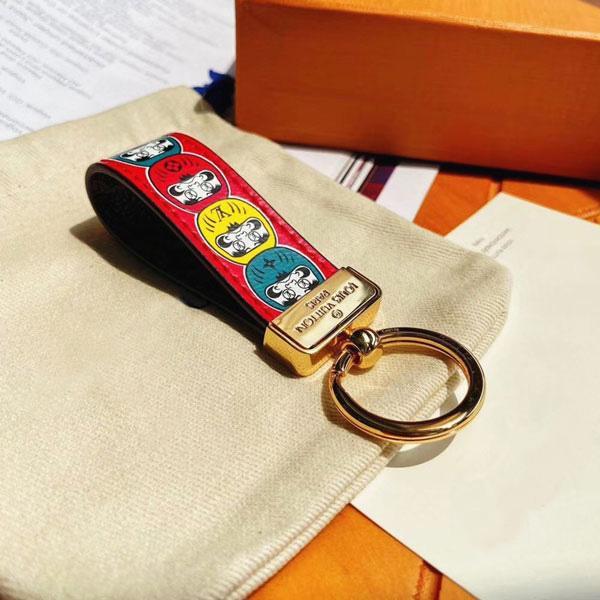 Yeni yüksek kalite moda anahtarlık klasik çanta kolye çanta anahtarlık moda kutu 3682 ile ücretsiz kargo Anahtarlık