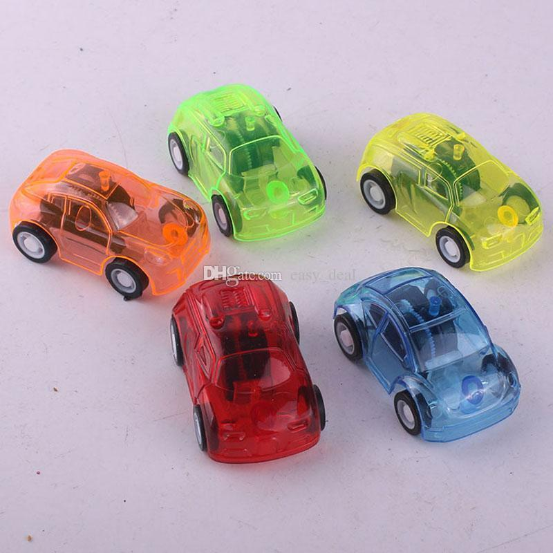 Pull Back Racer Mini Car Kids Birthday Party Toys Favor Supplies for Boys Giveaways Pinata Fillers Treat Goody Bag ZC0824