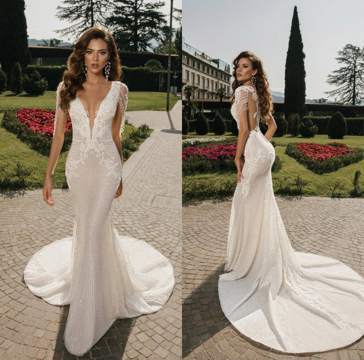 Eddy K Italia 2021 Wedding Dresses   Wedding Inspirasi in