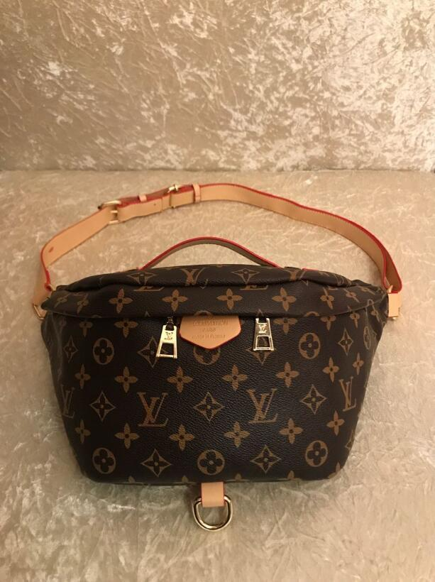 Luxe Design Femmes Waistpacks épaule Sacs à main Fanny pack de poche poitrine Sacs femme téléphone portable Voyage Handbags6