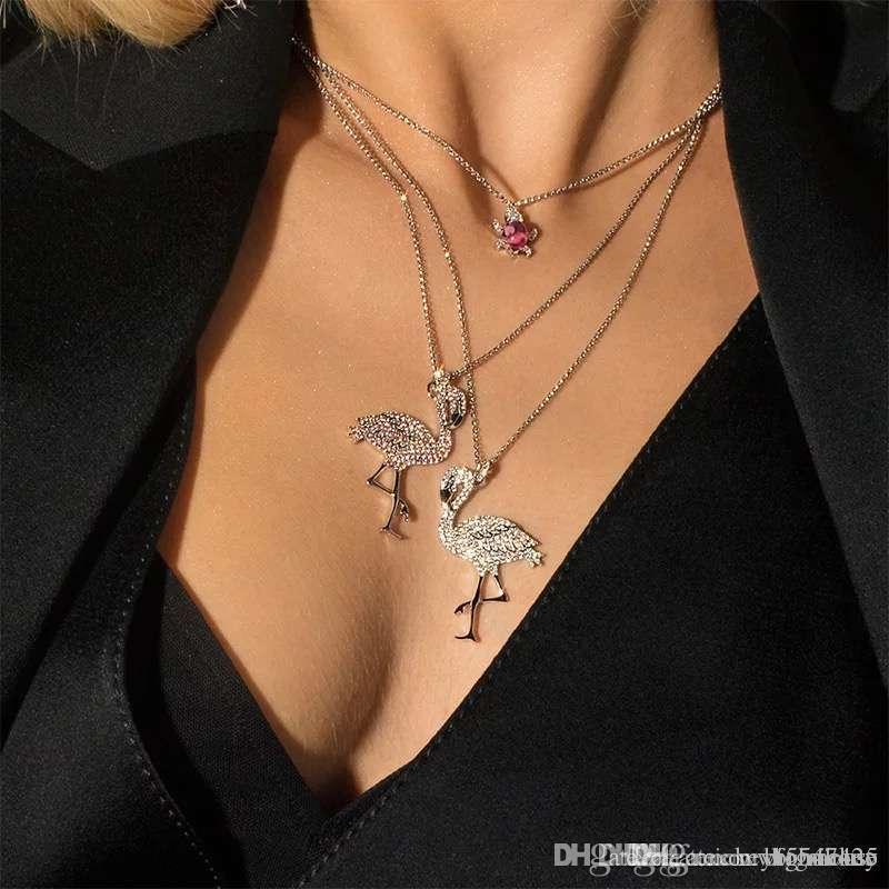 Collier créateur de bijoux des femmes de collier charme pendentif diamant de luxe CM saturn argent Collier mode Bijoux de dames boîte d'origine