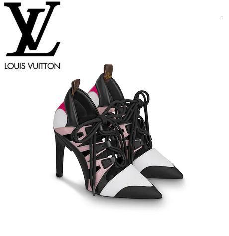 Chenfei2 FQ3P 1 5 9 ALU Streamline Pompa Kadınlar Yüksek topuklar Sandalet Terlik Mules Slaytlar SNEAKERS Elbise AYAKKABI POMPALAR