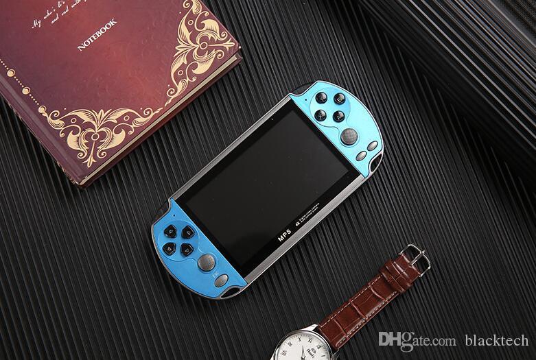 4,3-дюймовый для GBA Handheld Game Console X7 игрока 300 Free Retro Games ЖК-дисплей Game Player Vs Переключатель лучшей продажи