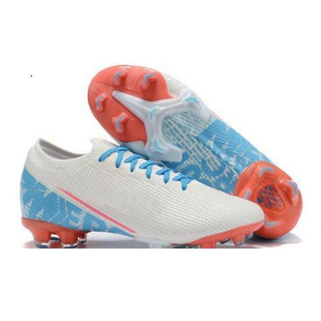 Libero Calzini Mercurial Superfly VII Elite vittoria scarpe da calcio FG Lights Youth Junior Boys Calcio bitte Boots 360 chuteiras de Futebol