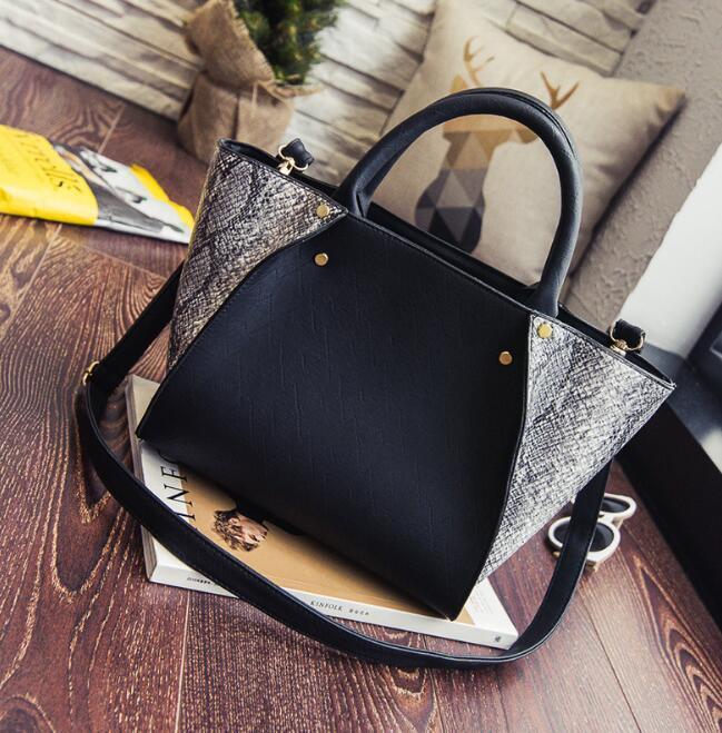 Designer Weibliche Luxus-Beutel-Schulter-Beutel-Art Serpentine Designer-Handtaschen-Hit Farbe Flügel Frauen sacken