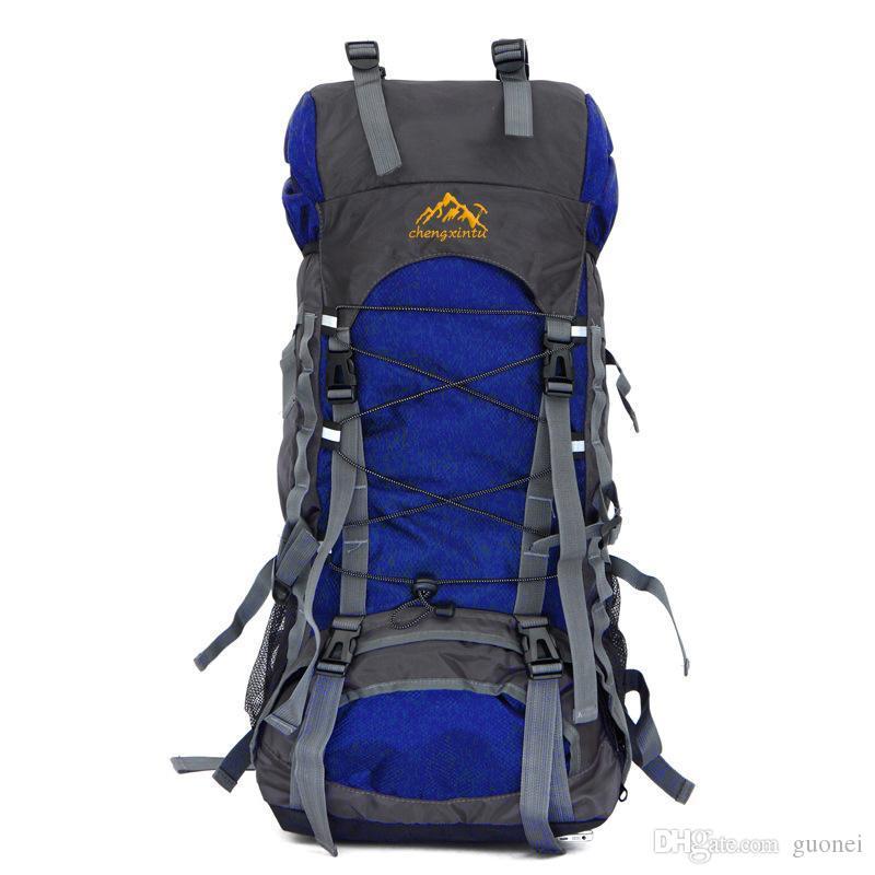 Designer- 2017 heißen Verkauf Rucksack Outdoor Reisetasche Sporttasche große Kapazität Muti-Funktion wasserdicht Camping Wandertasche