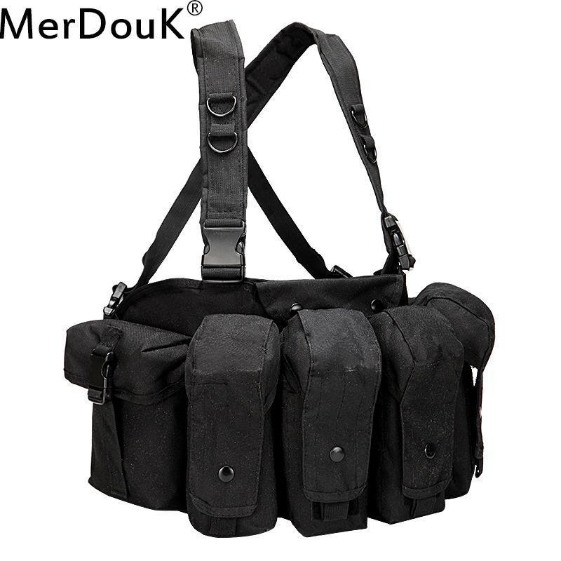 Tactical Vest MOLLE combate sistema colete cs equipamentos de campo camuflar liberação rápida