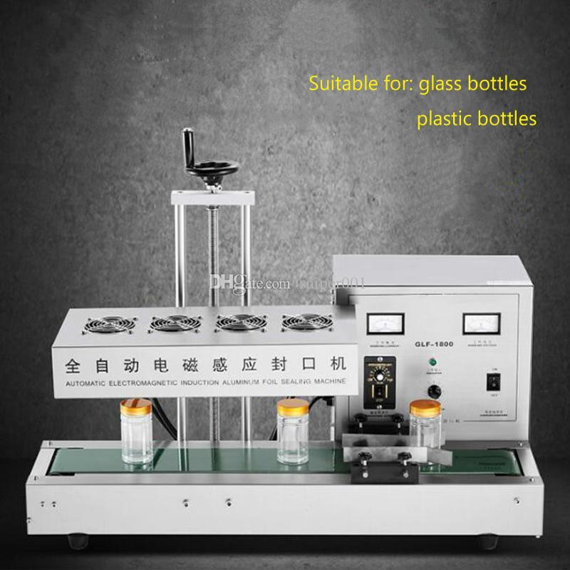 Sealing machine for aluminum foil glass bottle plastic bottle sealing electromagnetic induction aluminum foil sealing machine