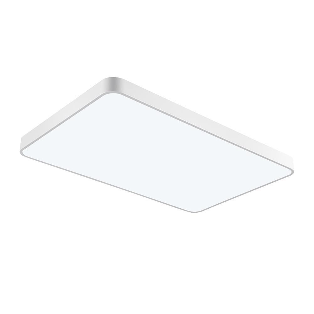72W ultra-sottile luce di soffitto del pannello LED quadrato remoto può essere tonica-alta qualità della luce bianca moderna luce negli Stati Uniti stock consegna veloce